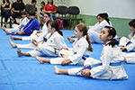 Após um ano de muito empenho, judocas do Objetivo participam de cerimônia de troca de faixa