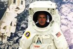 Matheus Bittencourt participa de programa da NASA