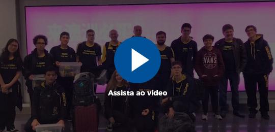 RoboCup Jr - Austrália: equipes olímpicas do Objetivo no mundial de Robótica - Assista ao vídeo